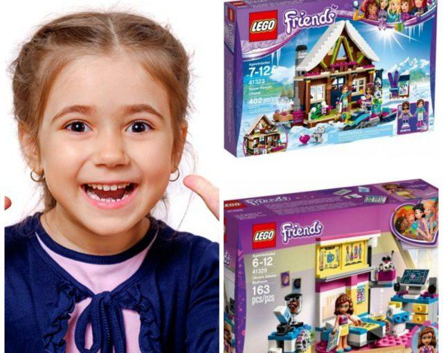 Lego Friends – które zestawy lego lubią dziewczynki?