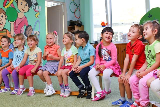 Dziecko w przedszkolu
