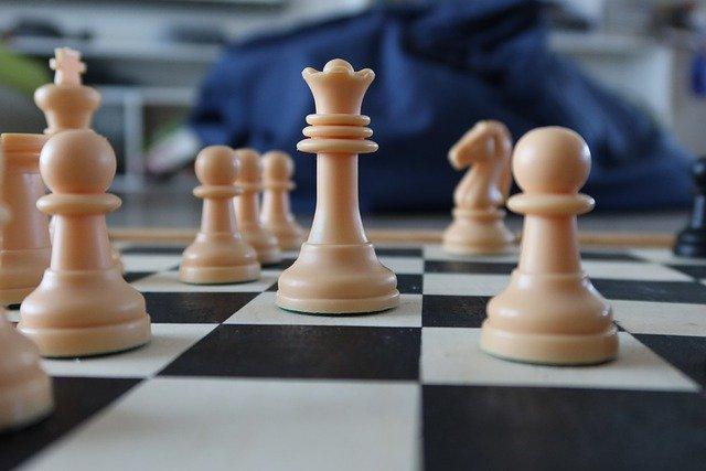 Szachy, turnieje szachowe